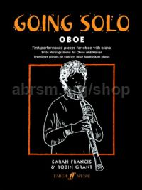 Going Solo (Oboe & Piano)