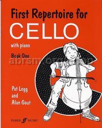 First Repertoire for Cello, Book I (Violoncello & Piano)