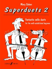 Superduets, Book II (Violoncello Duo)