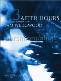 After Hours, Book III (Piano)
