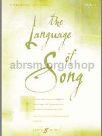The Language of Song - Intermediate (Low Voice & Piano)
