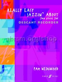Really Easy Jazzin' About (Descant Recorder & Piano)