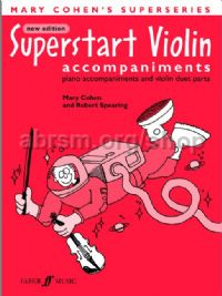Superstart Violin (Violin & Piano)