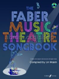 Faber Music Theatre Songbook (Piano, Voice & Guitar)