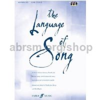 The Language of Song: Advanced (Low Voice & Piano)