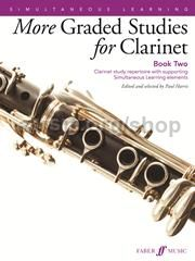 More Graded Studies for Clarinet, Book II