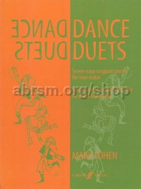 Dance Duets for Viola