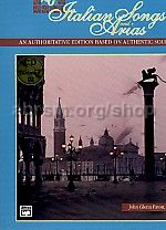 26 Italian Songs & Arias (Med/Low) (Book & CD)