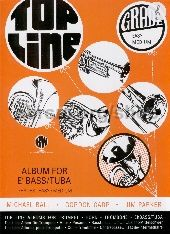 Top Line Album for Tuba/Eb Bass (treble clef)