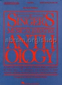 Singer's Musical Theatre Anthology 1 Mezzo Soprano/Belter (Book Only)