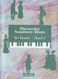 Barenreiter Sonatina Album For Piano vol.2