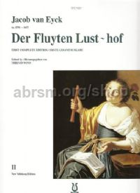 Der Fluyten Lust-hof Vol. 2 for Recorder