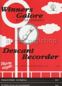 Winners Galore for descant recorder