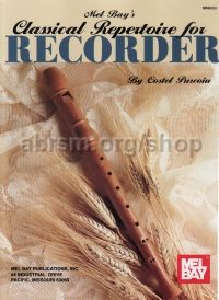Classical Repertoire For Recorder