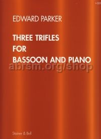 Three Trifles (bassoon & piano)