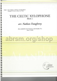 The Celtic Xylophone, Book 1, arr. Daughtrey
