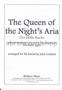 Queen Of The Night's Aria Eb Soloist