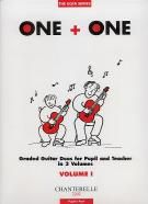 One + One, vol.1 Pupil's Part (Guitar Duet)