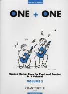 One + One, vol.2 Teacher's Score (Guitar Duet)