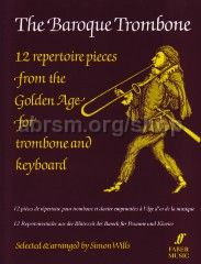 The Baroque Trombone (Trombone & Piano)
