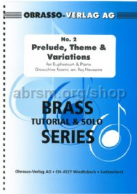 Prelude Theme & Variations for Euphonium
