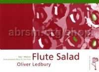Flute Salad for Solo Flute