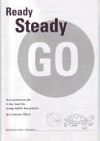 Ready Steady Go for double bass (piano accompaniement)