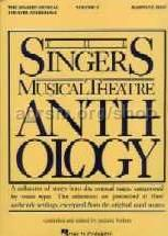 Singer's Musical Theatre Anthology 2 Baritone/Bass (Book Only)
