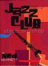 Jazz Club Clarinet Grades 1-2 (Book & CD)