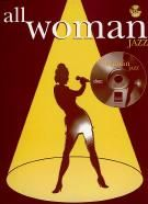 All Woman Jazz (Book & CD)