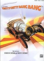 Chitty Chitty Bang Bang Stage selections