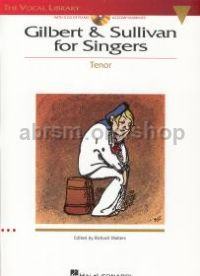 Gilbert & Sullivan for Singers Tenor (Book & CD)