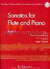 Sonatas for Flute and Piano (Book 1 + CD)