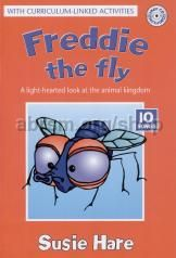 Freddie The Fly (Book & CD)