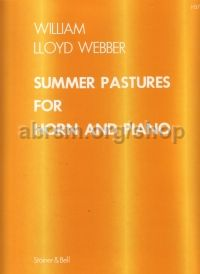 Summer Pastures for Horn and Piano