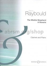 The Wistful Shepherd for clarinet & piano
