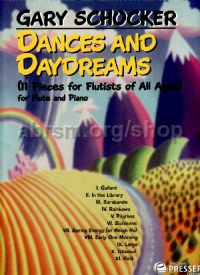Dances & Daydreams Flute & Piano