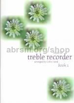 Music For Treble Recorder - Book 1 (recorder & piano)