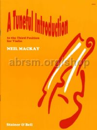 A Tuneful Introduction to the Third Position for Violin