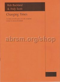 Changing Times (Bb/Eb Sax Solo)