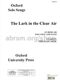 Lark In The Clear Air (key: F) low