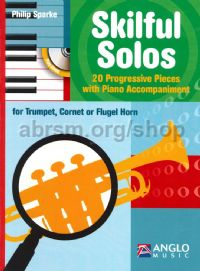 Skilful Solos for Trumpet, Cornet or Flugelhorn (+ CD)