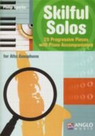 Skilful Solos Alto Sax (Book & CD)