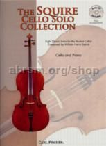 The Squire Cello Solo Collection