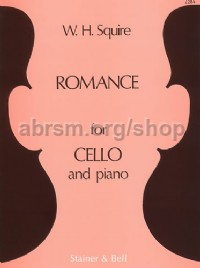 Romance (cello & piano)
