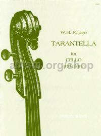 Tarantella for Cello, Op. 23