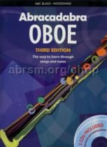 Abracadabra Oboe 3rd Edition (Book & 2CDs)