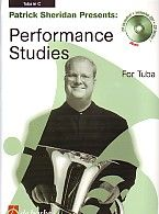 Performance Studies for Tuba in C (BC/TC) (+ CD)