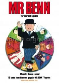 Mr Benn for clarinet & piano