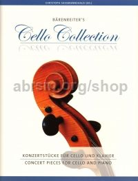 Concert Pieces For Cello & Piano
